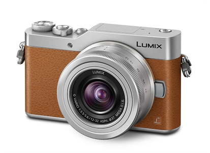 Panasonic GX800 Brown front